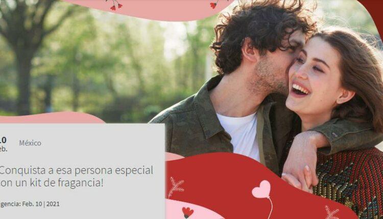 Concurso Telcel San Valentín: Gana un kit de fragancia CH