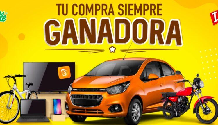 Promoción Verde Valle tu Compra Ganadora: Gana premios al instante y hasta un auto en tucompraganadora.com.mx