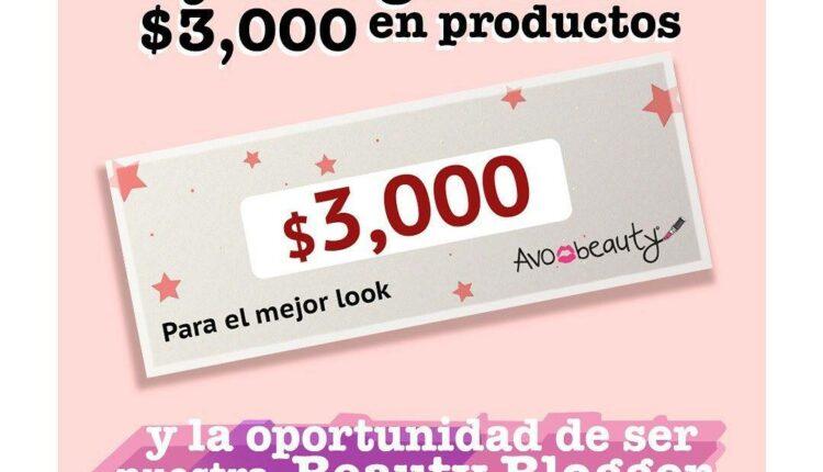 Concurso Avo Beauty Muéstranos tu Look: Gana bono de $3,000 en productos