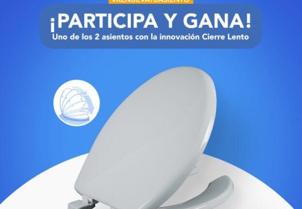 Giveaway Bemis Innovación: Gana un asiento para WC