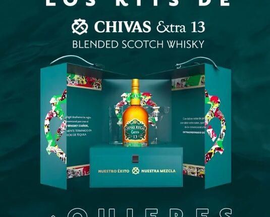 Gana un kit Chivas Regal Extra 13 con tu respuesta más original