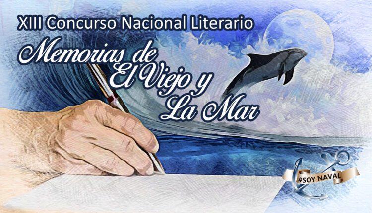 Concurso Memorias El Viejo y la Mar 2021: Gana paquete de libros y artículos navales