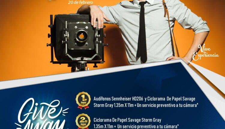 Concurso Día del Fotógrafo 2021 Fotomecánica: Gana unos audífonos Sennheiser