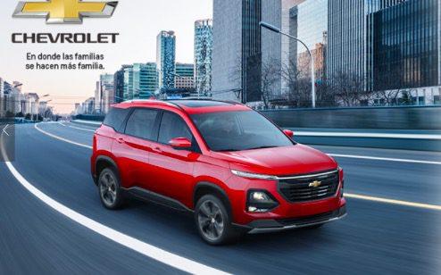 Concurso Liverpool Días del Bebé 2021: Registra tu ticket y gana una Chevrolet Captiva 2022