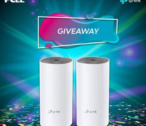 Concurso PCEL: Gana un Sistema Wi-Fi TP-LINK DECO E4