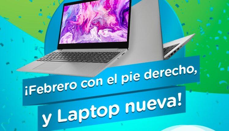 Gana una Laptop Lenovo Ideapad, audífonos y más en el concurso de febrero de Provident