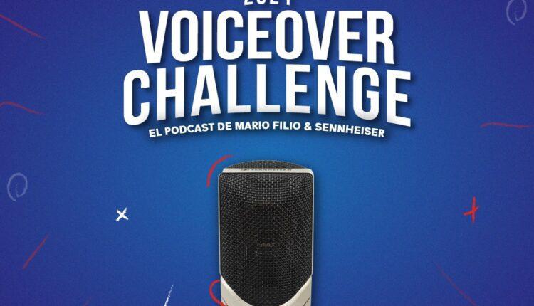Voiceover Challenge 2021 Sennheiser: Gana un kit Sennheiser y más
