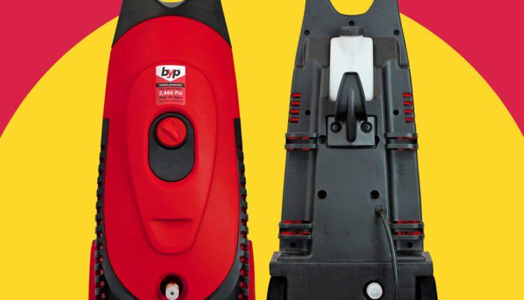 Gana una hidrolavadora en el giveaway de Byp