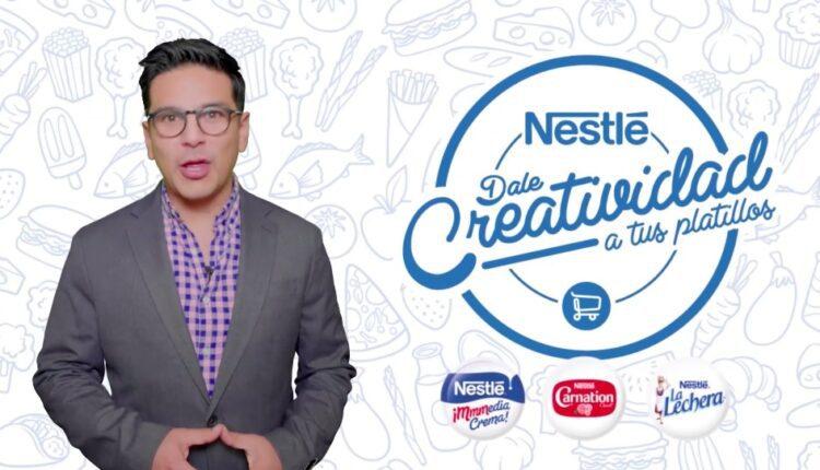 Concurso Dale Creatividad a tus platillos Nestlé: Gana Smart TV's, Tabletas o Baterías de cocina