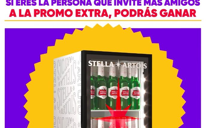 Promo Modelo Semana Santa 2021: Gana una baby cooler con tus amigos en promomodelo.mx
