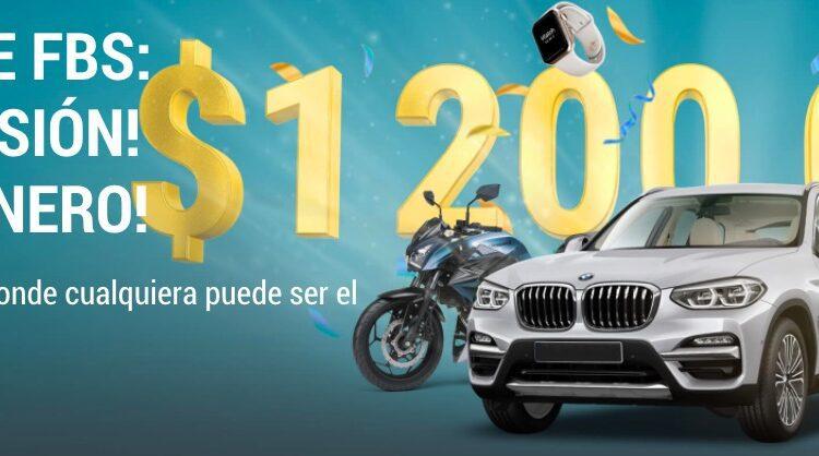 Concurso FBS 12 Aniversario 2021: Gana autos, lingotes de oro y más