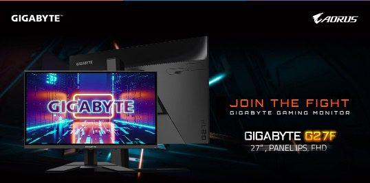 """Concurso Gigabyte Verano Gamer 2021: Gana un monitor de 27"""""""