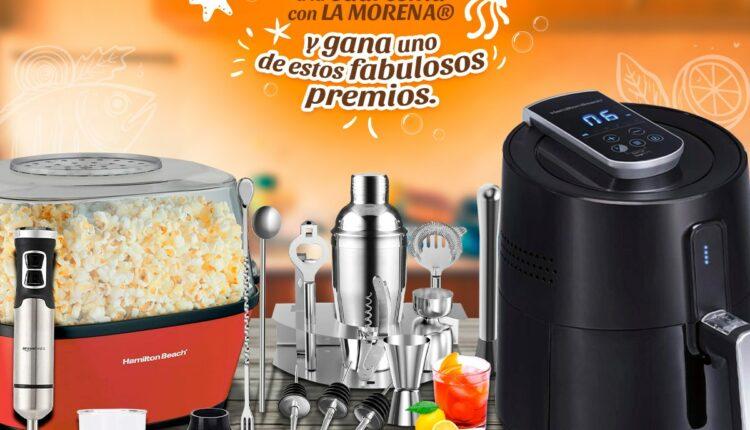Concurso de Cuaresma La Morena: Gana freidora de aire, bocina inteligente y más