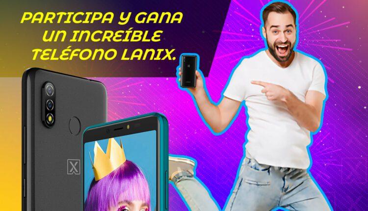 Concurso Lanix 31 Aniversario: Gana un Smartphone Lanix Ilium M7T