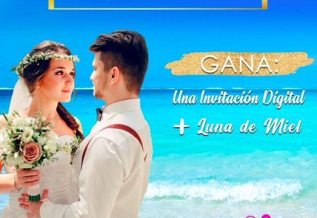 Giveaway Love Tour: Gana una luna de miel en Cancún
