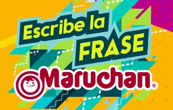 Concurso Frase Maruchan: Gana sudaderas edición especial