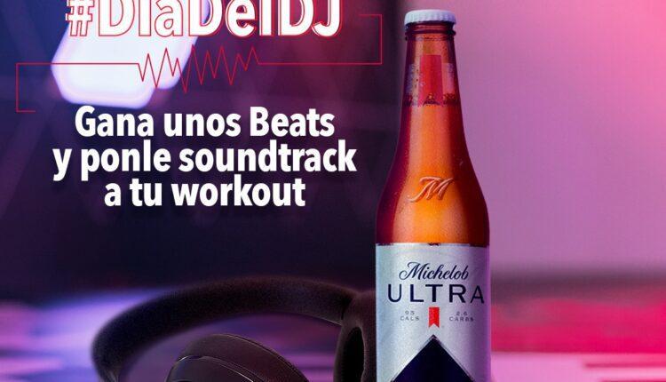 Concurso Día del DJ de Michelob Ultra: Gana unos audífonos Beats