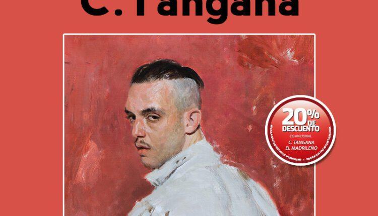Gana 1 de 10 playeras autografiadas por C.Tangana cortesía de Sony Music y Mixup
