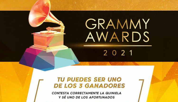 Trivia Grammys 2021 de Mixup: Gana una de las 3 bocinas portátiles