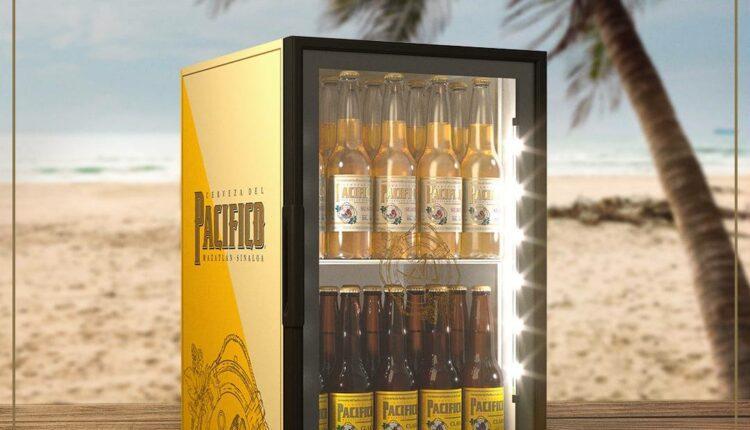 Promo Cerveza Pacífico: Gana un cooler frigobar en cervezadelpacifico.com