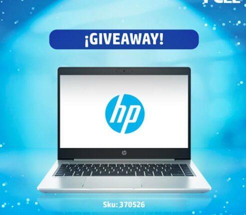 Gana una Laptop Hp 440 G7 en el concurso de PCEL