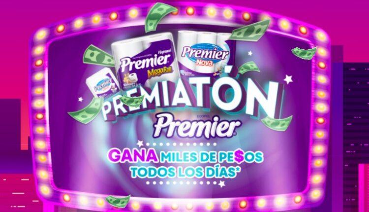 Premiatón Premier 2021: Gana $1,000 al día y $100,000 al final en premiatonpremier.com