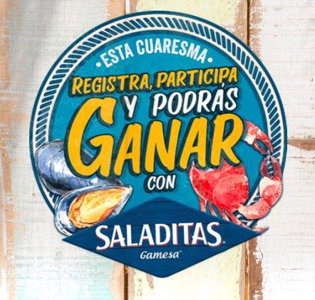 Concurso Saladitas Cuaresma: Gana tarjetas digitales de Liverpool, Amazon y más