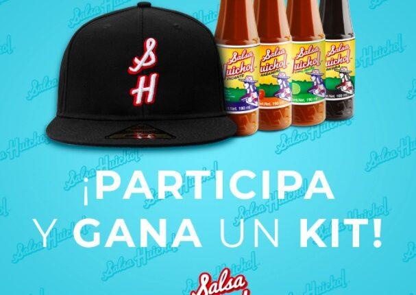 Giveaway Salsa Huichol: Gana kit de productos con gorra incluida