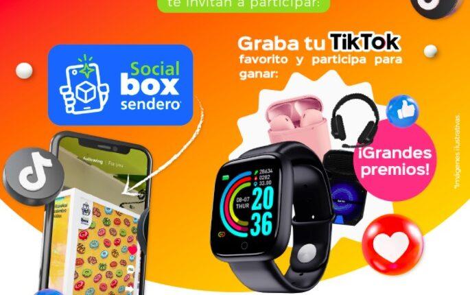 Concurso de TikTok Plaza Sendero Ixtapaluca: Gana smartwatch, audífonos y más