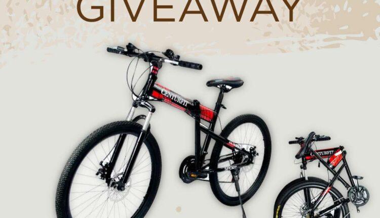 Gana una bicicleta de montaña cortesía de Vitabag