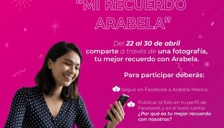 Concurso Mi Recuerdo Arabela: Gana pantalla Hisense, smartphones ZTE y más