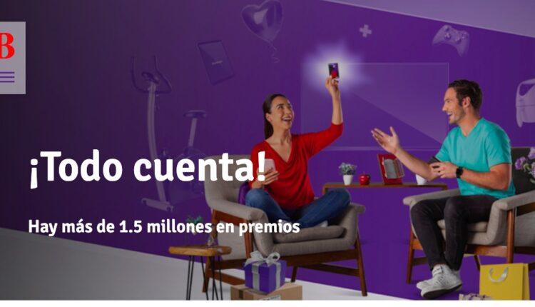 Promo BanBajío Todo Cuenta 2021 regala bocinas, smartwatch y hasta $50,000