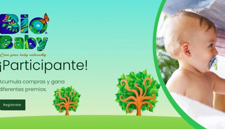 El Concurso Bio Baby regala dotaciones de pañales y muebles para bebé