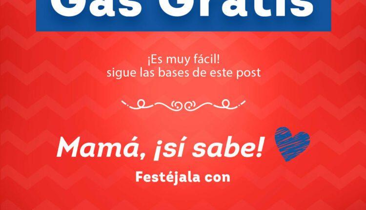 Concurso del Día de las Madres Diesgas: Gana un año de gas LP Gratis