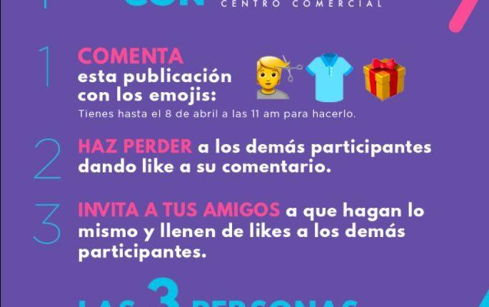 Concurso Forum Buenavista: Gana $500 en Chilis, cambio de imagen y más regalos de la plaza