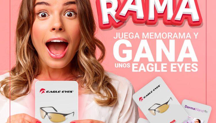Inova regala unos Eagle Eyes en su nuevo concurso