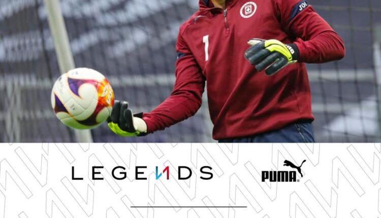 Concurso Legends PUMA de Innovasport: Gana 1 de 5 balones y pares de guantes firmados por Chuy Corona