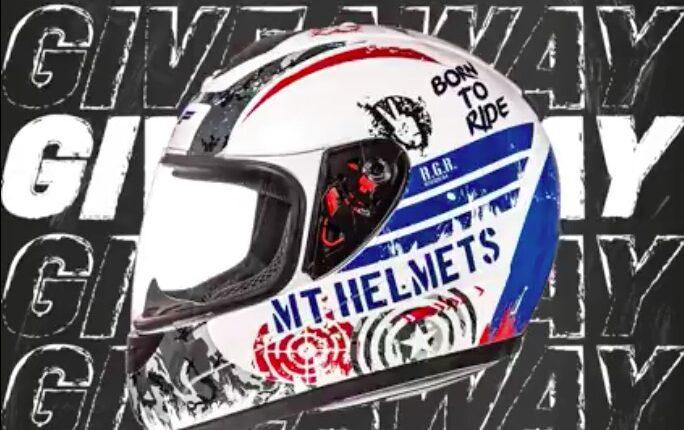 Giveaway Mes del Niño Motocity: Gana un casco de Mt Helmets para niño