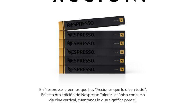 Nespresso Talents 2021: Gana invitación al Festival de Cannes, €5,000 y más