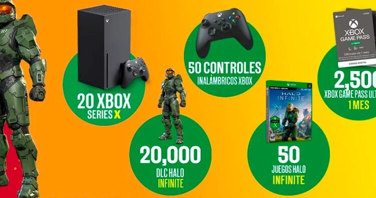 Promoción Pringles Xbox 2021: Gana 1 de 20 Xbox Series X y más en pringlesgamer.com.mx
