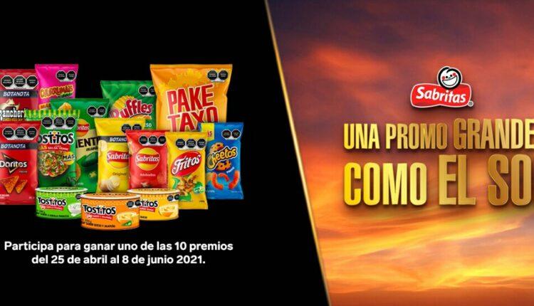 Promoción Sabritas Luis Miguel y 7-Eleven: participa por una pantalla Smart TCL