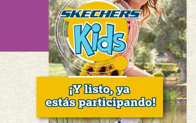 Giveaway Sears Día del Niño: Gana 1 de 5 pares Skechers Kids