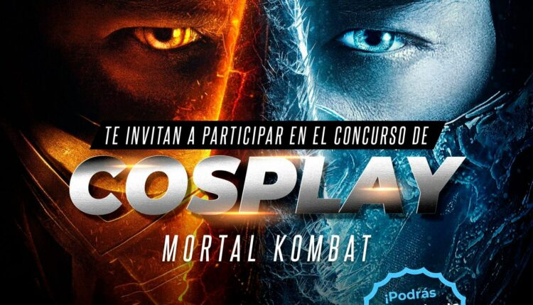 Concurso de Cosplay Mortal Kombat: Gana una pantalla o un celular