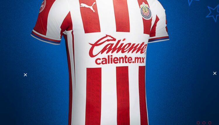 Gana 1 de 12 jerseys de las Chivas de Guadalajara con Telcel