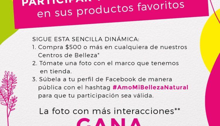 Concurso Yves Rocher Día de las Madres: Gana $10,000 en productos