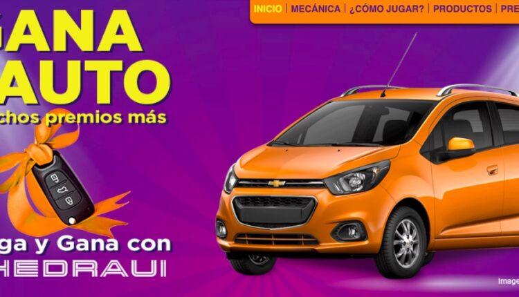 Promo Chedraui 2021 Juega y Gana un auto y premios en efectivo en promoticket.com/chedraui
