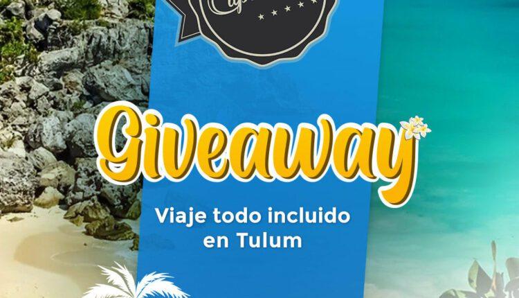 Concurso Cuponerapp: Gana estancia de 5 días y 4 noches en Tulum