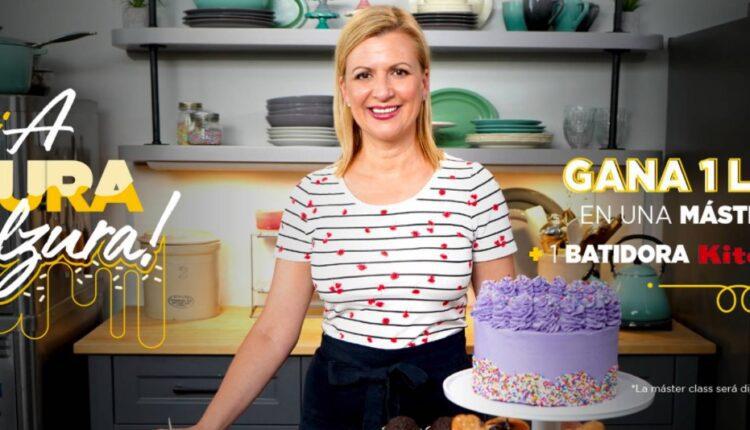 Concurso El Gourmet A Pura Dulzura: Gana batidora KitchenAid y más en apuradulzura.com