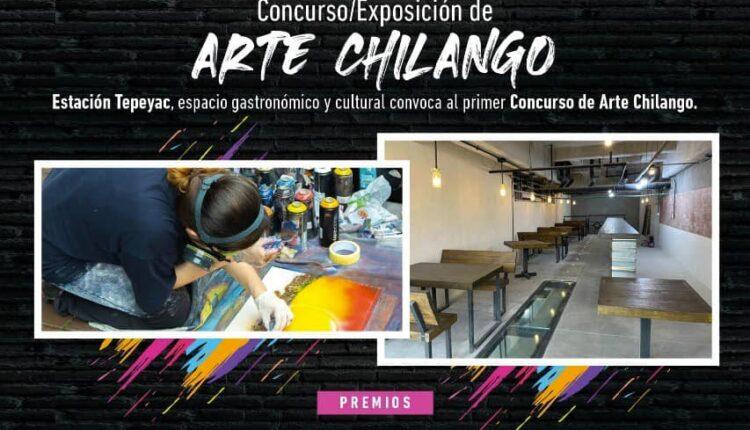 Concurso de Arte Chilango Estación Tepeyac: Gana hasta $10,000