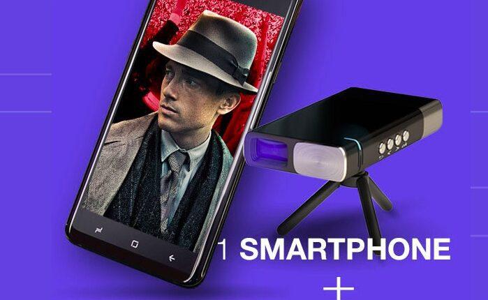 Gana un smartphone y un mini proyector en el nuevo concurso de Europa Europa